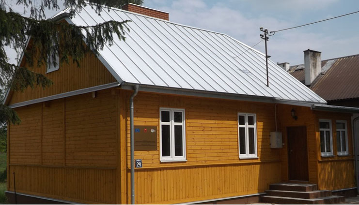 Dom Pamięci ks. Kotlarza